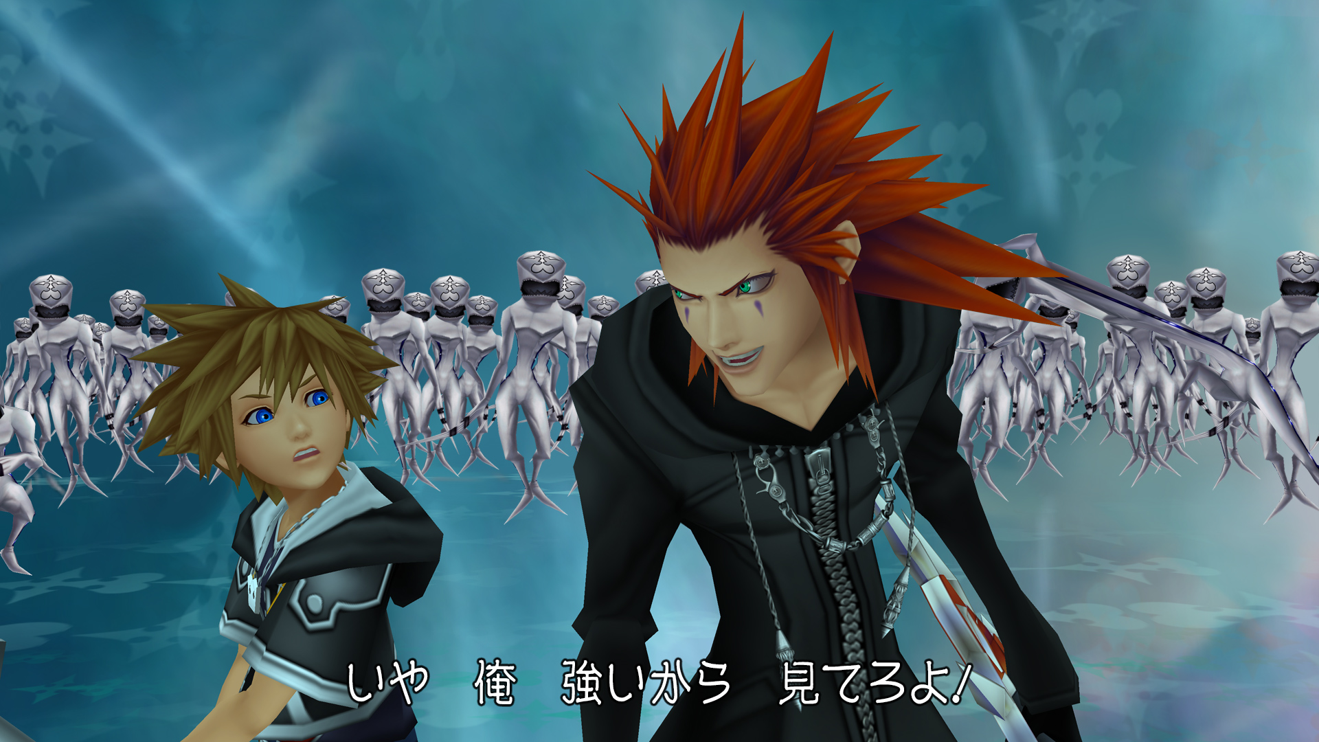 Kingdom Hearts Hd 2 5 Remix Square Enix